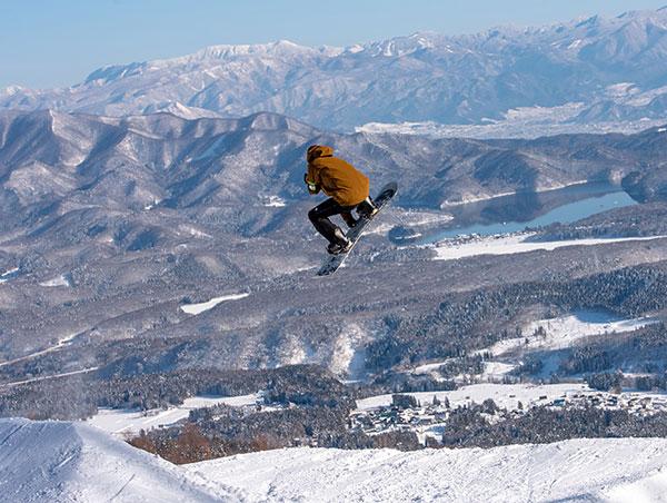 妙高 杉ノ原スキー場