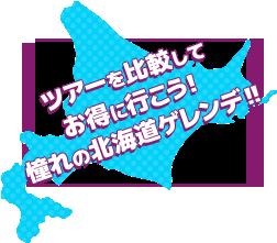 ツアーを比較してお得に行こう!憧れの北海道ゲレンデ!
