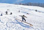峰の原高原スキー場のゲレンデ写真