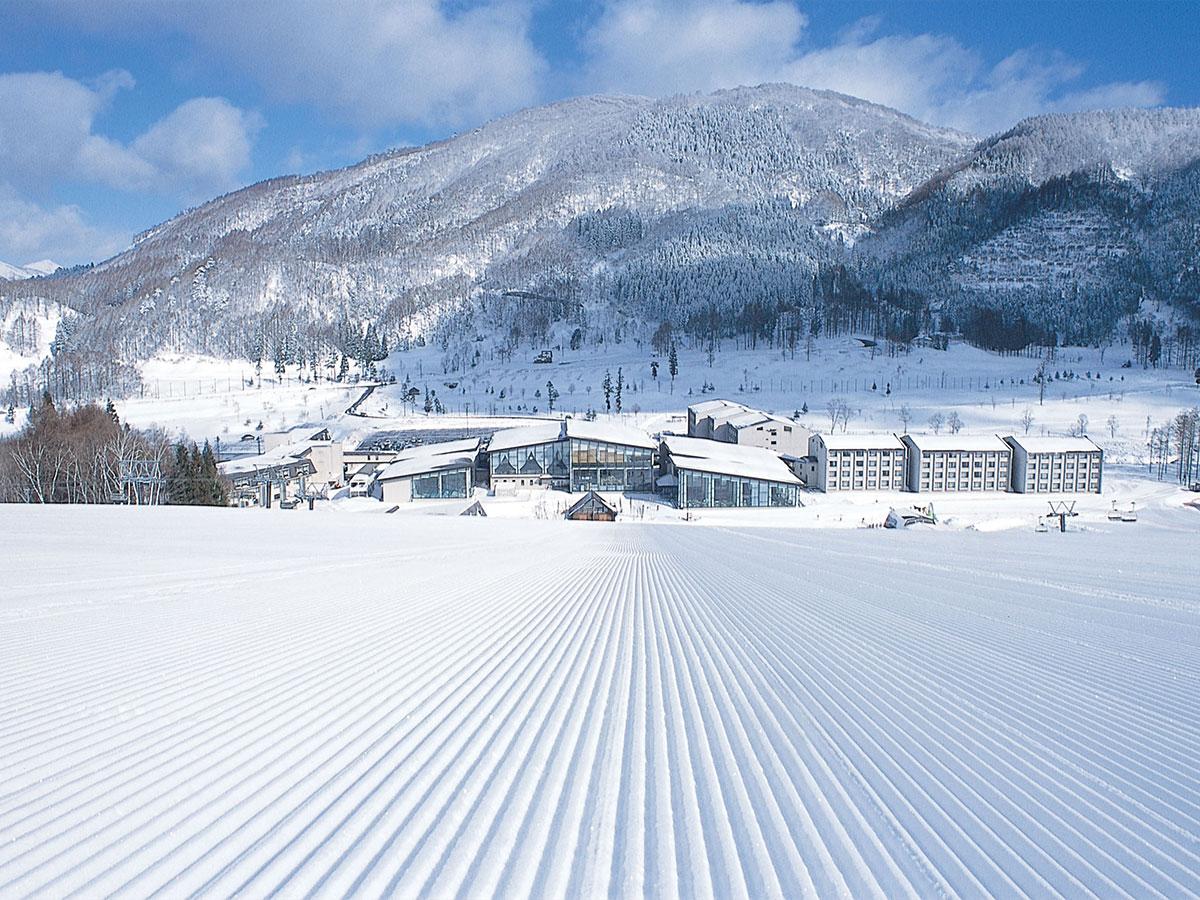 タングラムスキーサーカスのゲレンデ写真
