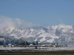 石打丸山スキー場のゲレンデ写真