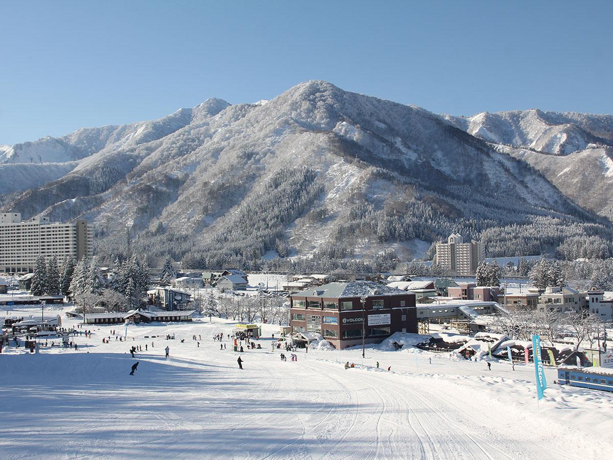 湯沢中里スノーリゾート