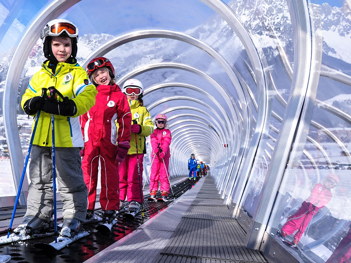 湯沢高原スキー場のゲレンデ写真