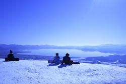 猪苗代リゾートスキー場のゲレンデ写真