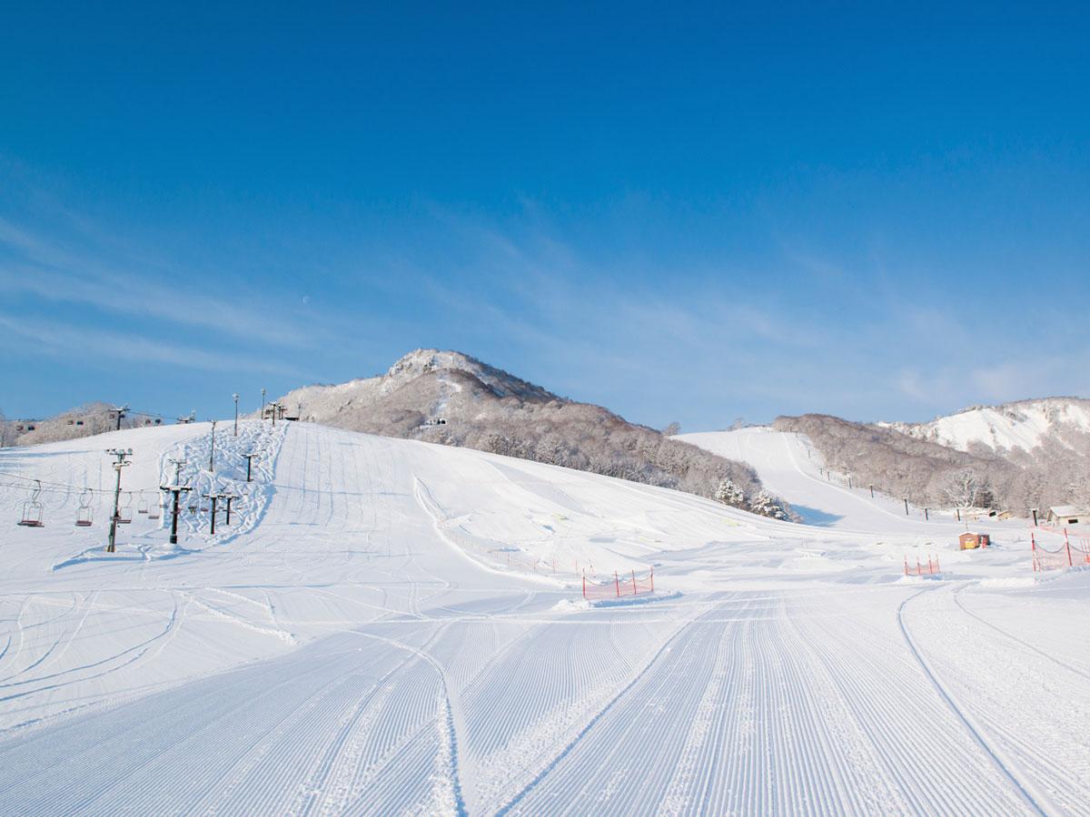 会津高原だいくらスキー場のゲレンデ写真