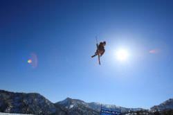 札幌国際スキー場のゲレンデ写真