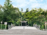 表参道火除橋(おもてさんどうひよけばし)