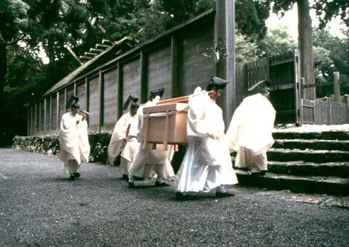 日別朝夕大御饌祭(ひごとあさゆうおおみけさい)
