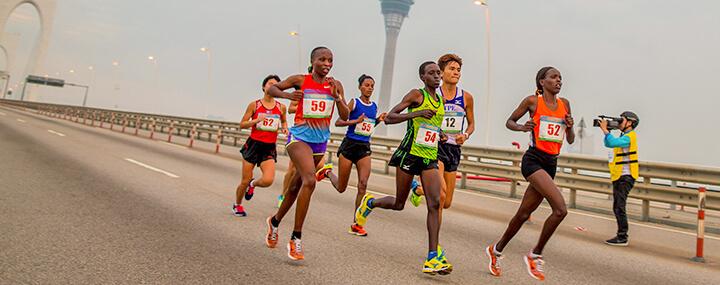 マカオ国際マラソン