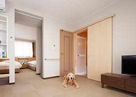 那須温泉 ホテルフォレストヒルズ那須 with DOGS