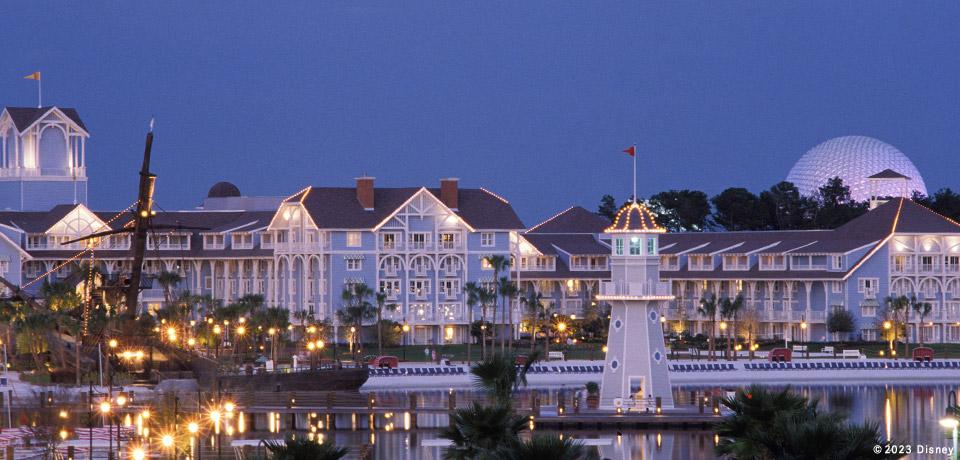 ディズニーリゾートに滞在するなら直営ホテル